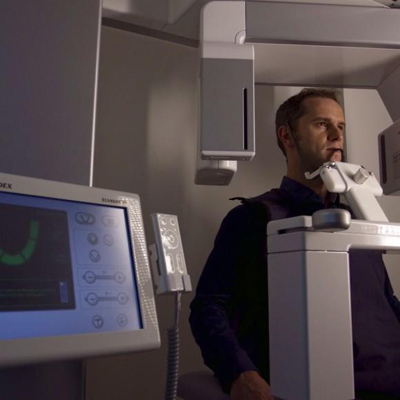 Radiología y tomografía